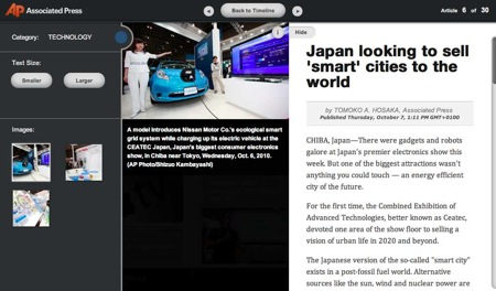 AP HTML5 Story Preview